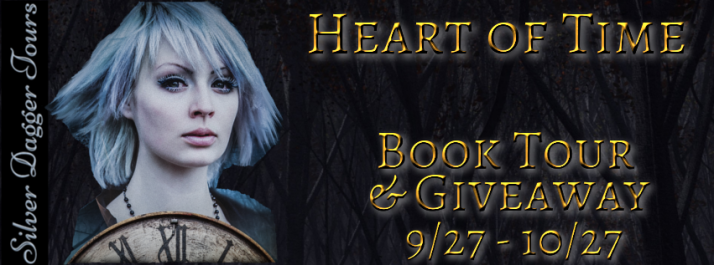 heart of time banner
